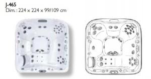 dimensions-J-465