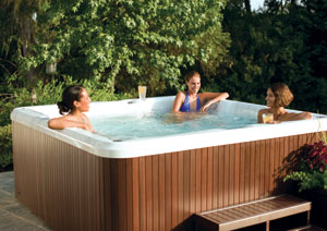 pin spa jacuzzi annecy on pinterest. Black Bedroom Furniture Sets. Home Design Ideas